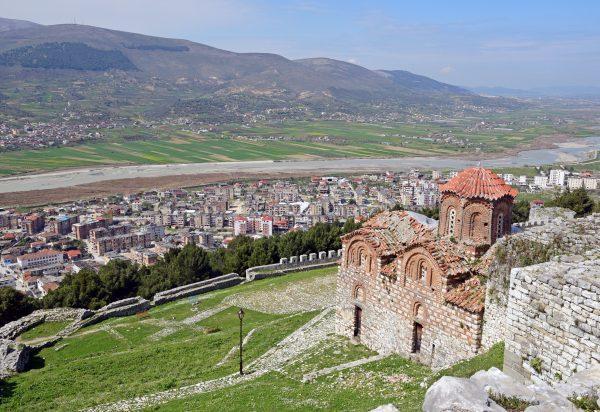 Blick auf Durrës