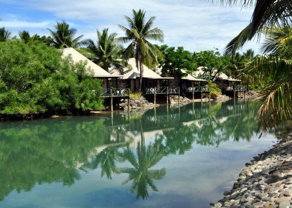 Auf der Malolo Lailai Insel