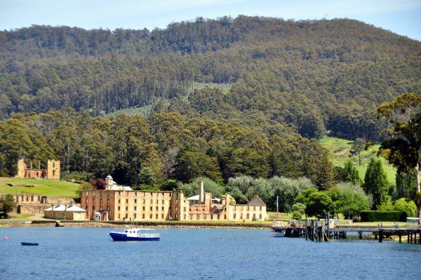 Port Arthur, eine ehemalige Sträflingskolonie