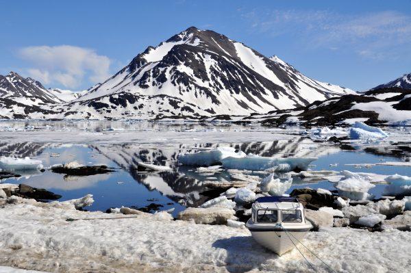 Bei Kulusuk auf Grönland