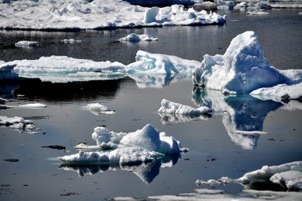 Bei Kulusuk im Osten von Grönland