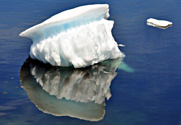 Eisberge bei Kulusuk im Osten von Grönland