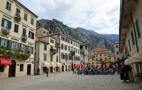 Die Altstadt von Kotor