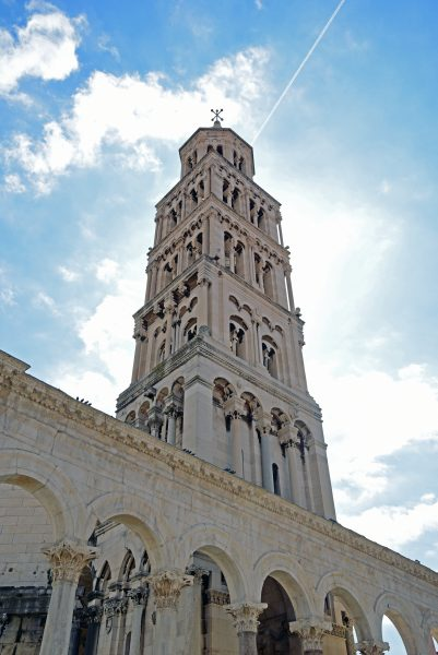 Die Kathedrale von Split