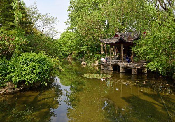 Baotu Spring Park in Jinan