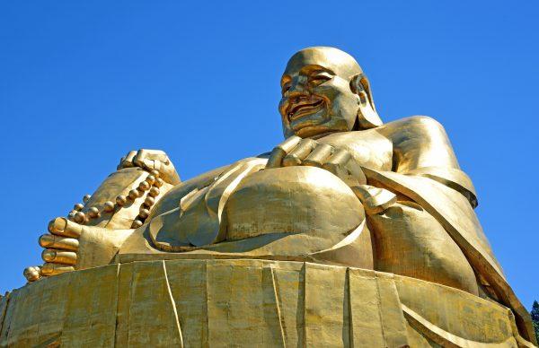 Big Buddha in Jinan