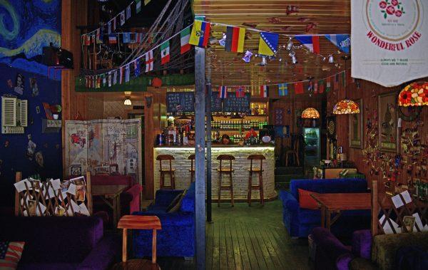 Eine Bar in Tai'an