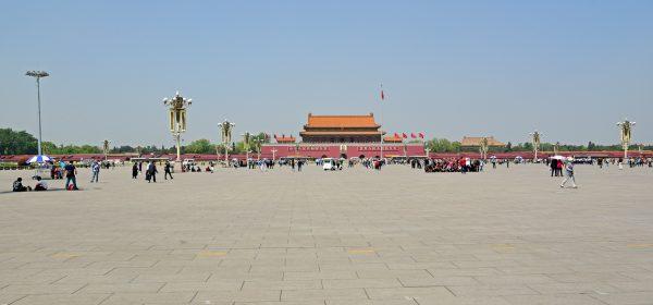 Platz des Himmlischen Friedens / Peking
