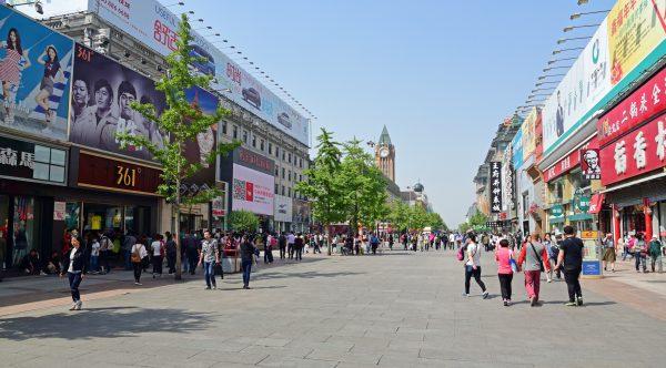 Erste Erfahrungen in China