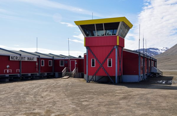 Der Constable Point Airport