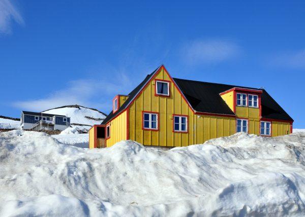 Mein Gästehaus in Ittoqqortoormiit