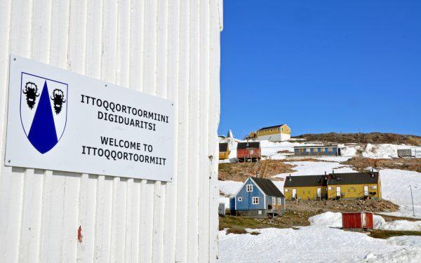 Willkommen in Ittoqqortoormiit
