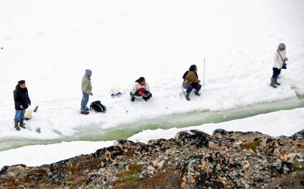 Die Eisfischerinnen von Ittoqqortoormiit