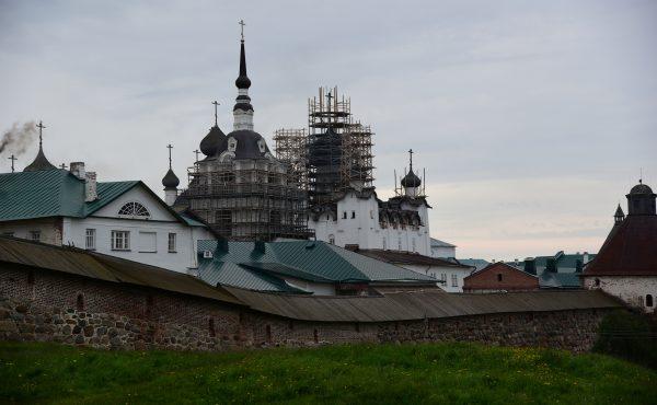 Bolschoi Solowezki, Russland