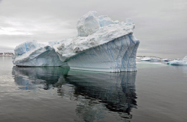 Eisberge vor Aasiaat