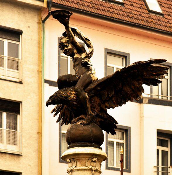 Ganymedes-Brunnen Bratislava