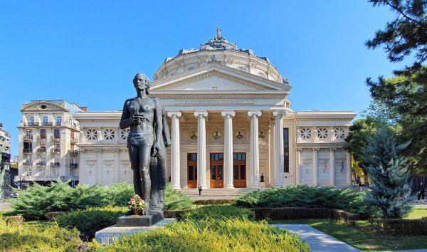 Das Bukarester Athenäum