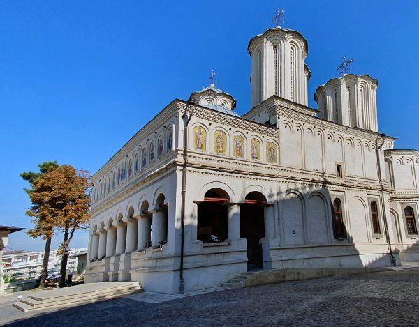 Die Patriarchal-Kathedrale von Bukarest