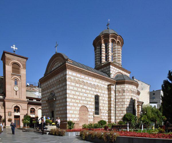 Die Kirche Curtea Veche