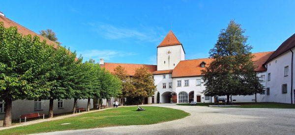Die Veste Oberhaus in Passau