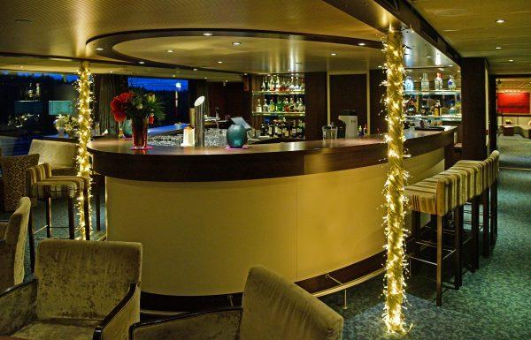 Die Bar der MS Amadeus Elegant