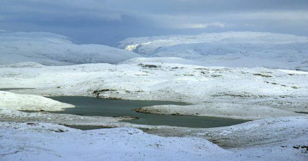 Anflug auf Kangerlussuaq