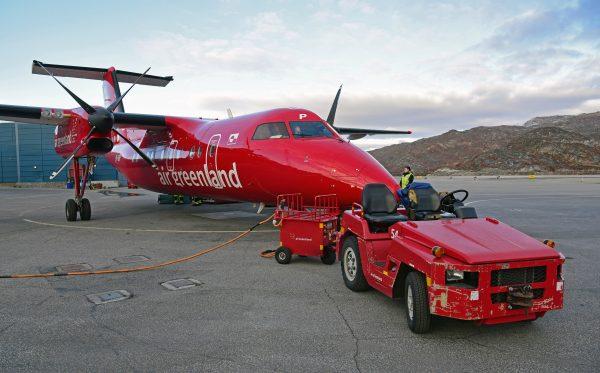 Ankunft in Ilulissat