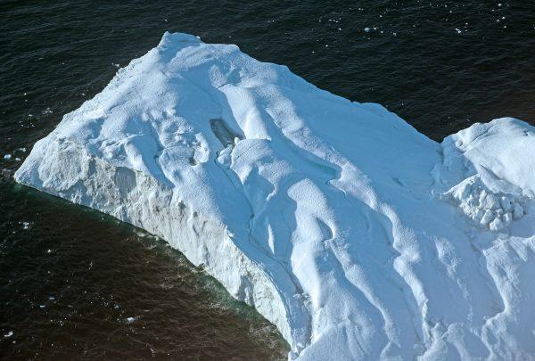 Anflug auf Ilulissat