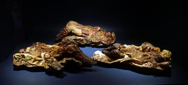 Die Qilakitsoq-Mumien, Greenland National Museum, Nuuk