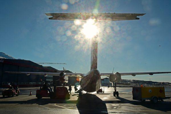 Airport Nuuk
