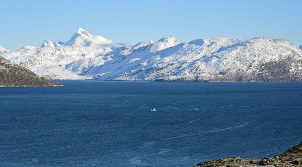 Nahe Airport Nuuk