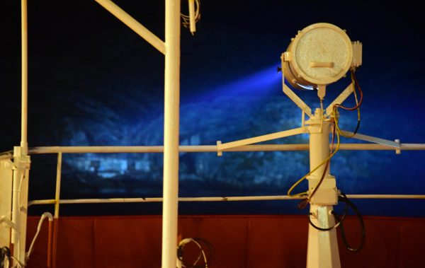 Nachts in Maniitsoq