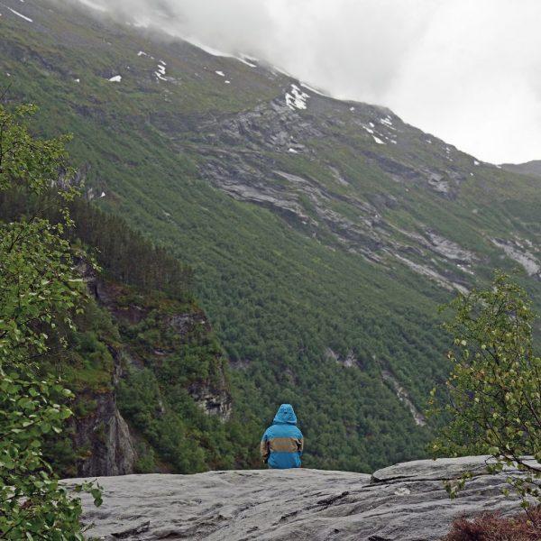 Der Geiranger-Fjord, Norwegen