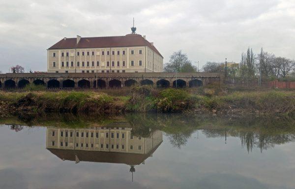 Glogau und die Oder