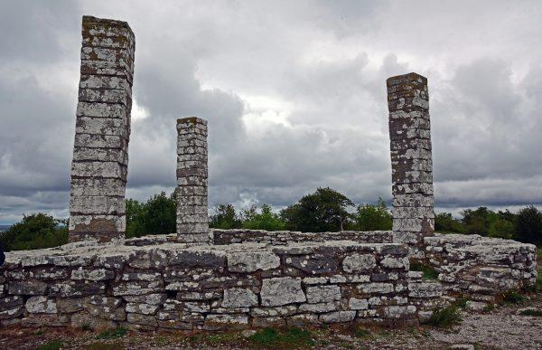 Der 'Galgberget' auf Gotland