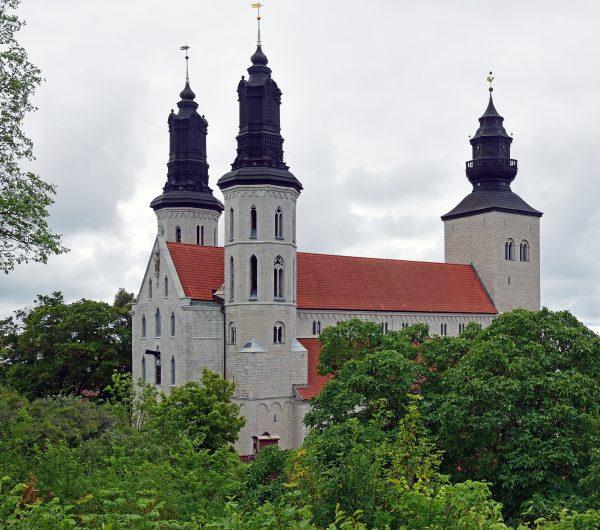 Der Dom von Visby, Gotland