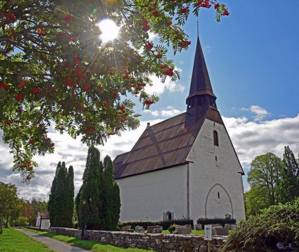 Kirche von Väte, Gotland