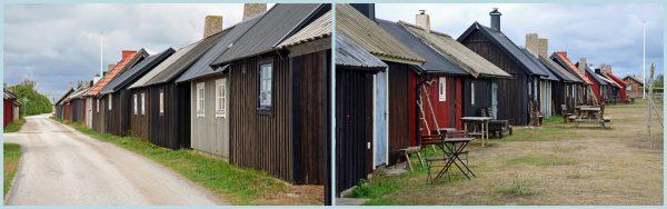 Der 'idyllischer Fischerort' Gnisvärd, Gotland