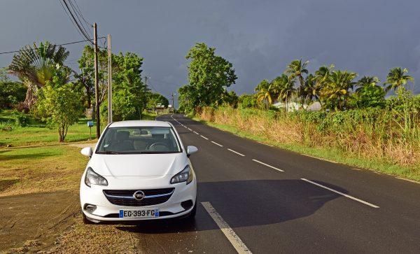 Unterwegs in Guadeloupe