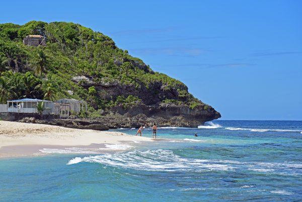 Plage de Grande Anse, Guadeloupe