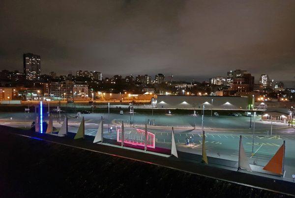 Das abendliche Halifax