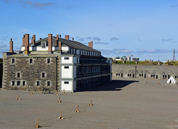 Die Zitadelle von Halifax