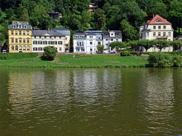 Das Armutsviertel von Heidelberg