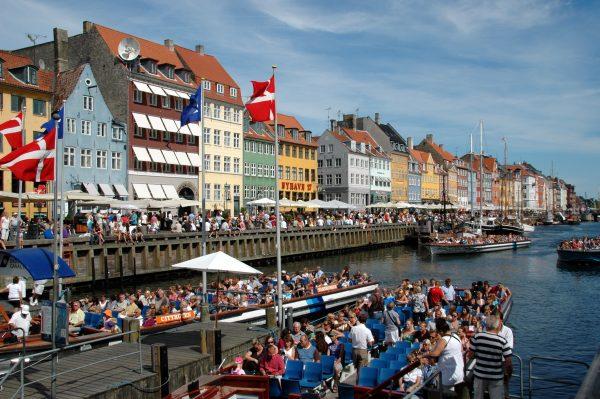 Kurzer Stop in Kopenhagen