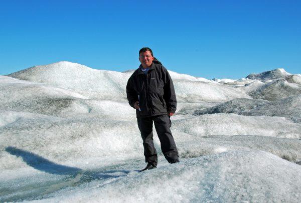 Zinni am Icecap