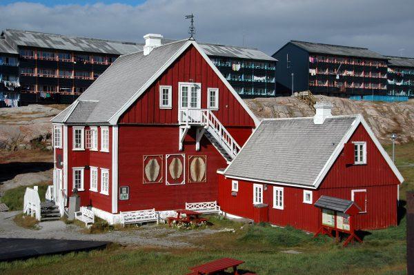 In Ilulissat