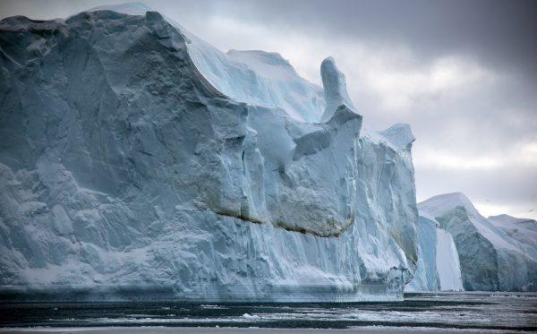 Eine Bootsfahrt zum Eis-Fjord von Ilulissat
