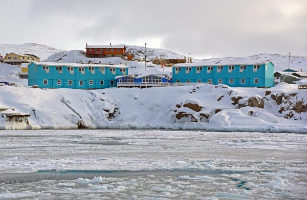 Das Icefjord-Hotel von Ilulissat