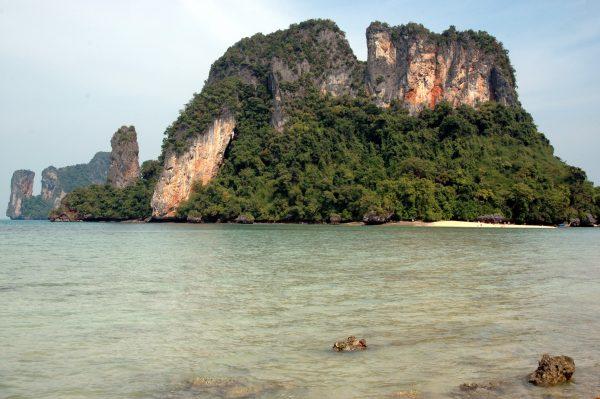 Die Inselwelt vor Krabi