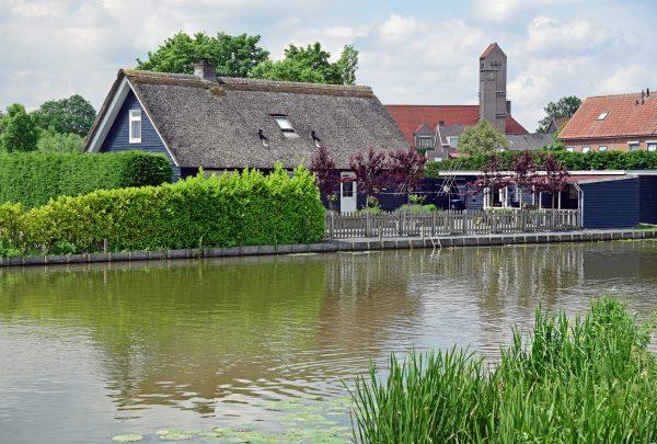 Downtown Kinderdijk